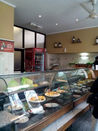 Montecatini Perla : Sector para llevar