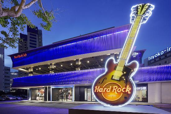 Hard Rock Cafe Busan_Facade