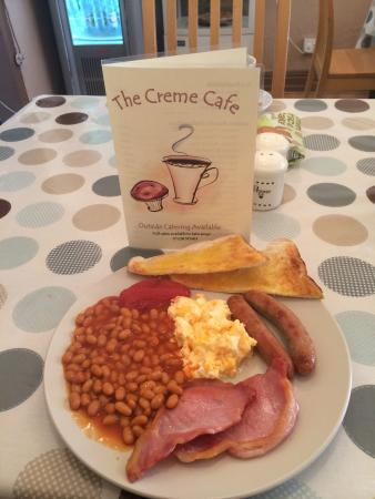 The Creme Cafe