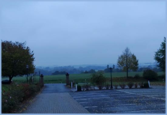 Hiddenhausen, Germany: Вид от входа