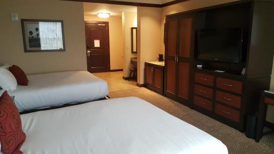 Quapaw, OK: The room