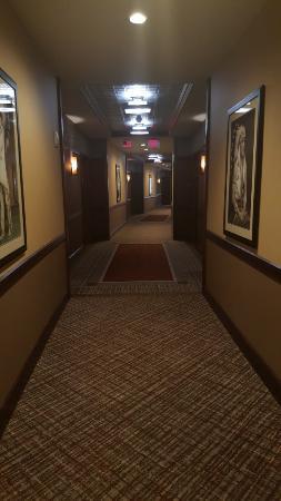 Quapaw, OK: Hallway