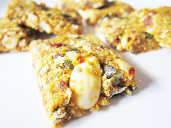 smoothie sweetie muesli energy bars vegan raw food