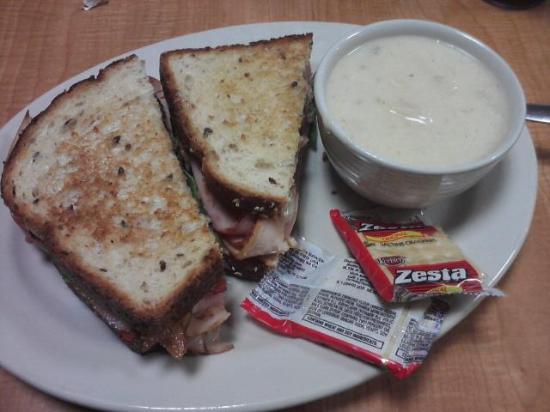 Byron Center, มิชิแกน: My Sandwich