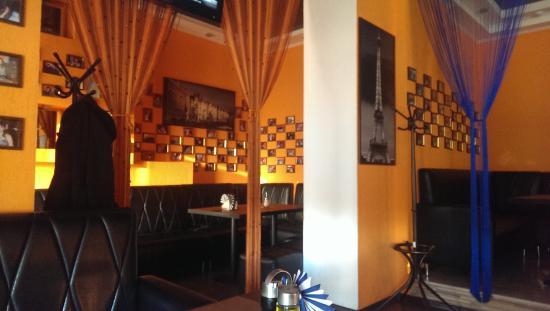 Cafe Fyuzhn