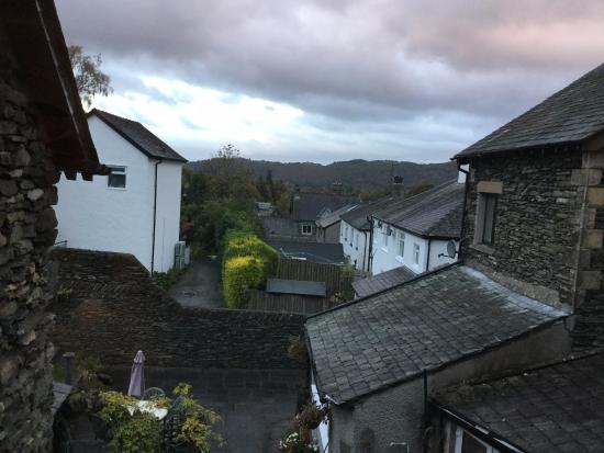 Montfort Cottage Guest House: View from bedroom window