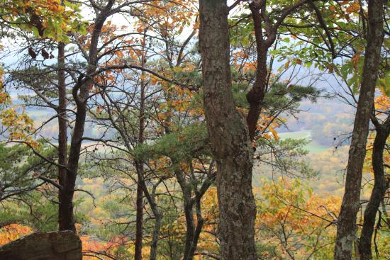 Pilot Mountain State Park: and another view