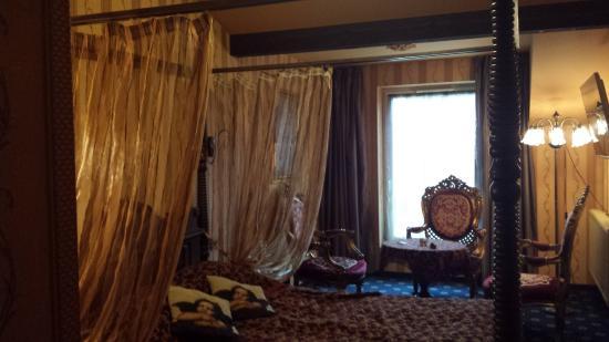 Sofijos: Room interior