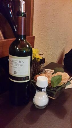 La Ciboulette : carta de vinos