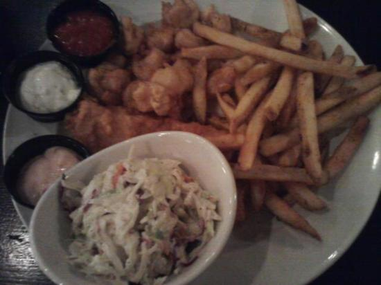 Bay City, MI: Seafood Combination
