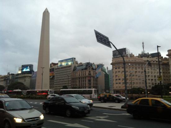 리갈 퍼시픽 부에노스 아이레스 사진