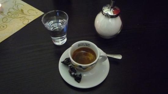Espresso Zum Ausklang Bild Von Guten Morgen Restaurant