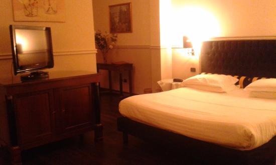 Hotel Don Carlo: Visuale della camera