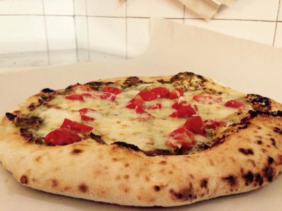 Pizzeria O Masto: O frutt Ra passion!!!!