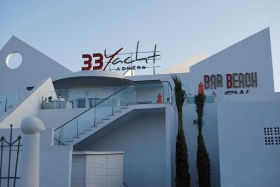 33 Yacht Adress : вид
