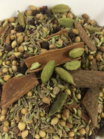 Gaylord Spices: some fresh spices