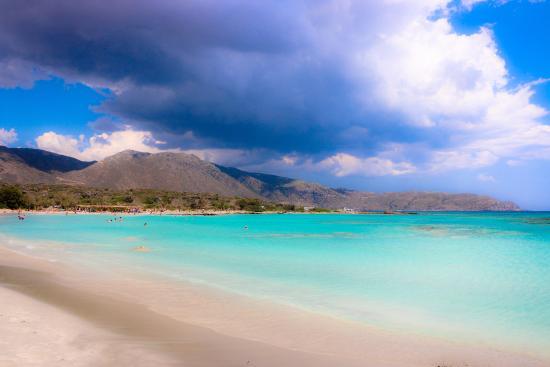 Najpiękniejsza plaża Krety – Elafonissi