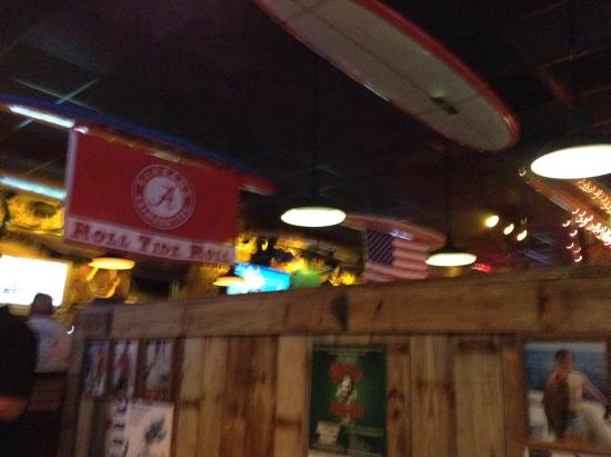 Decor picture of flanigan s seafood bar grill pompano