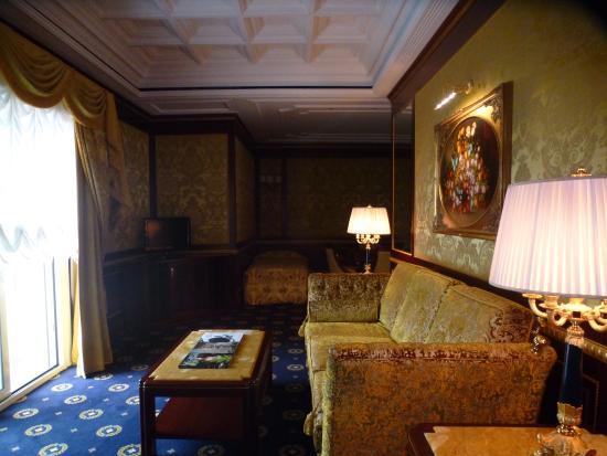Hotel Splendid: Номер