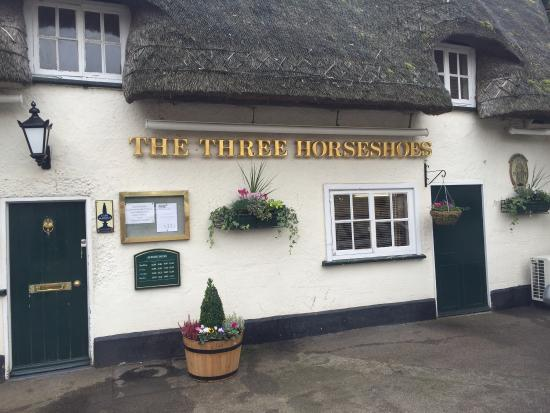 Hinxworth, UK: The Three Horseshoes
