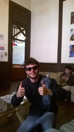 Santiago Backpackers Hostel Foto