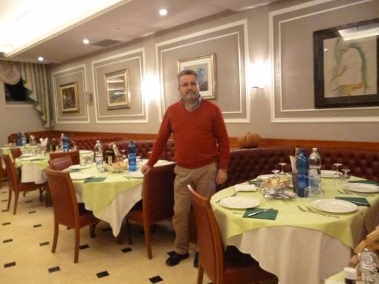 Hotel Ariston : sala pranzo