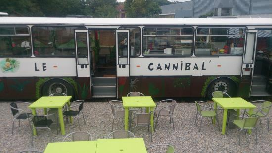 Le Cannibal'