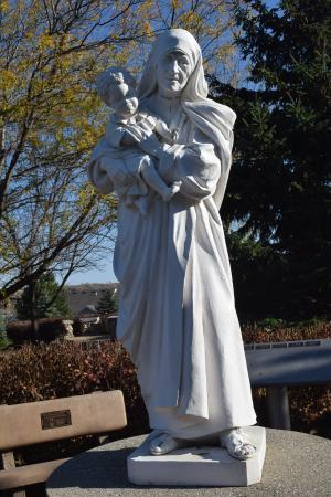 Trinity Heights : Sculpture