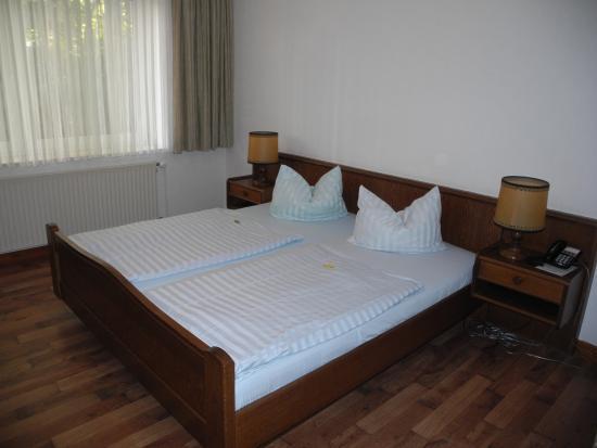 Hotel Heidpark: Doppelzimmer Nr. 16