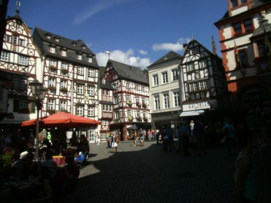 Landscheid, เยอรมนี: moezel