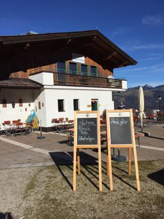 Berggasthof Zahmer Kaiser