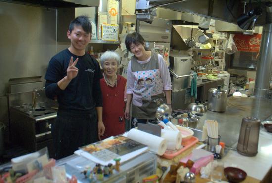 Okonomiyaki Restaurant Fukudaya