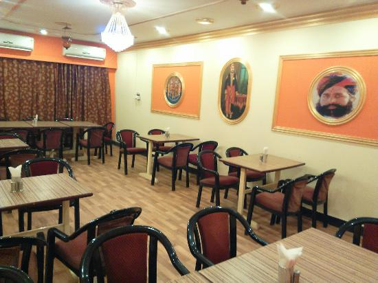 "Natraj Restaurant: ""ROYAL TREAT"" A/C HALL ""NATRAJ"""
