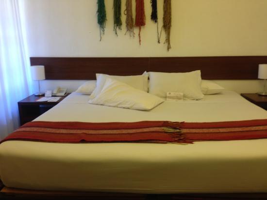Tierra Viva Cusco Saphi: habitación