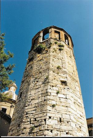 Torre Civica Dodecagonale