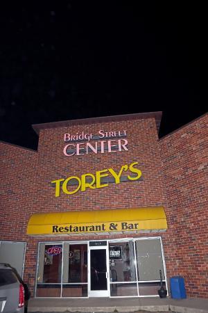 Torey S Restaurant Bar Building