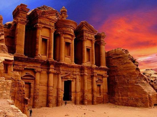 Jordan Horizons Tours Petra