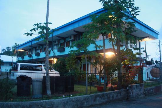 Palau Sunny Garden Hotel