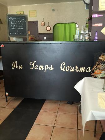 Salleles-d'Aude, Frankreich: amazing food at this little spot