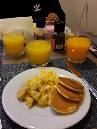 Desayuno buffet muy bueno picture of casa andina select chiclayo chiclayo tripadvisor - Desayunos en casa ...