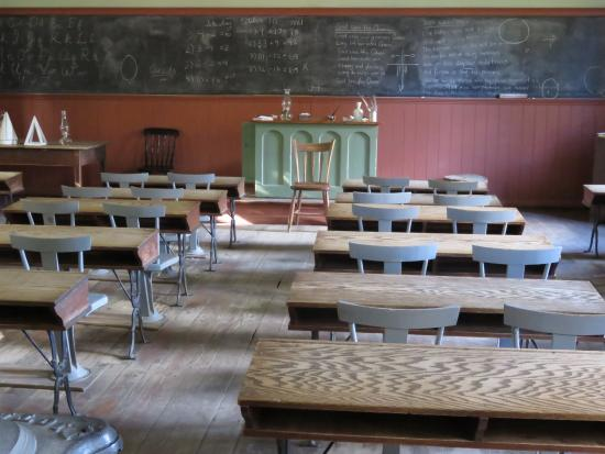 Black Creek Pioneer Village: Welcome To School