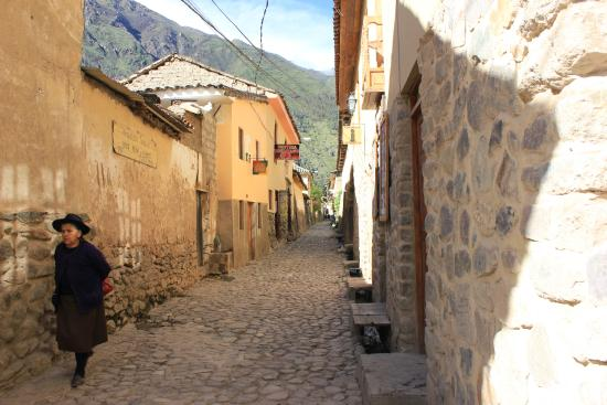 Pizza restauranter i Ollantaytambo