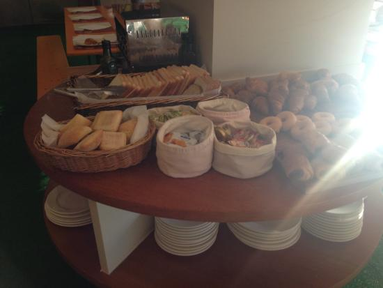 Campanile Barcelona Sud Cornella Hotel: buffet petit déjeuner