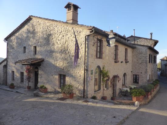 Borgo Lecchi B&B: Vista generale