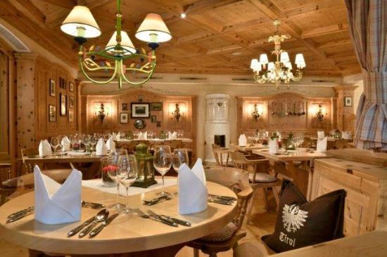Alpina Hotel Resort Und Spa Tirol