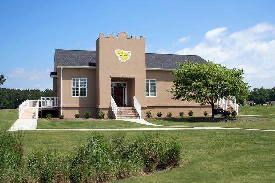 Conway, SC: The SC Golf Center classroom building