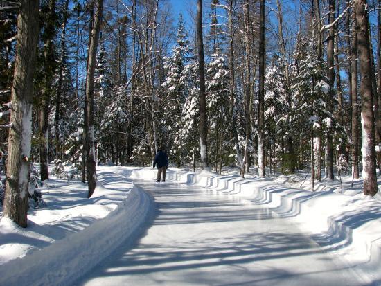Saint Sauveur des Monts, Canadá: À l'air pur