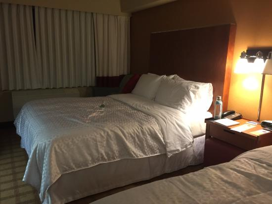 Four Points by Sheraton Kamloops: The room