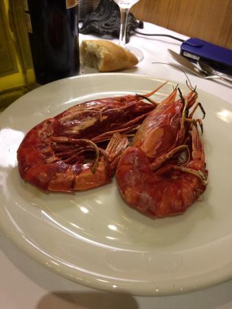 Taberna Gaztelupe: Calidad de materia prima y del cocinero