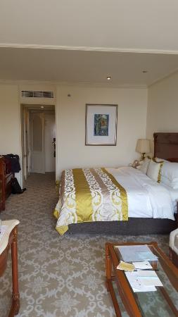 The Taj Mahal Palace: Bedroom